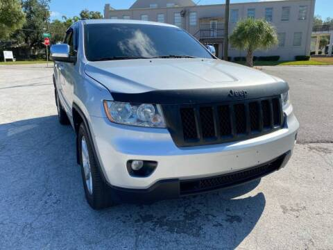 2011 Jeep Grand Cherokee for sale at LUXURY AUTO MALL in Tampa FL