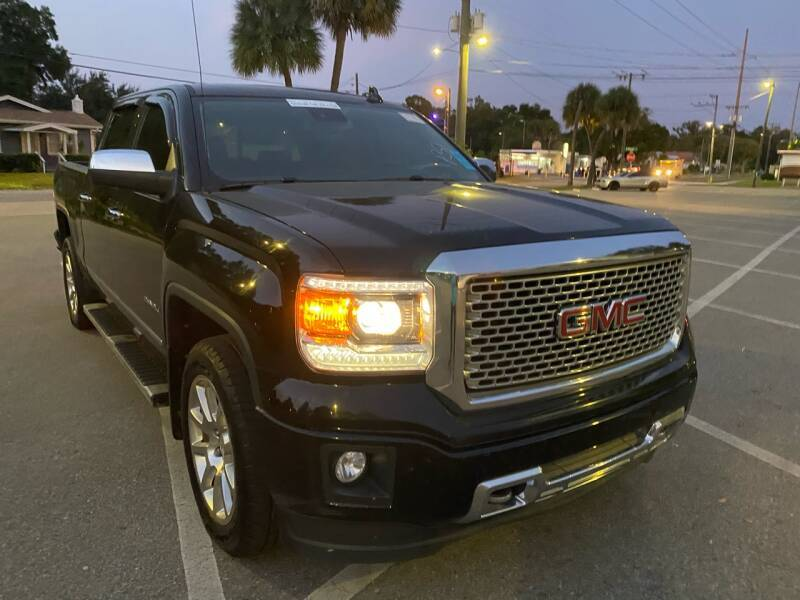 2015 GMC Sierra 1500 for sale at LUXURY AUTO MALL in Tampa FL