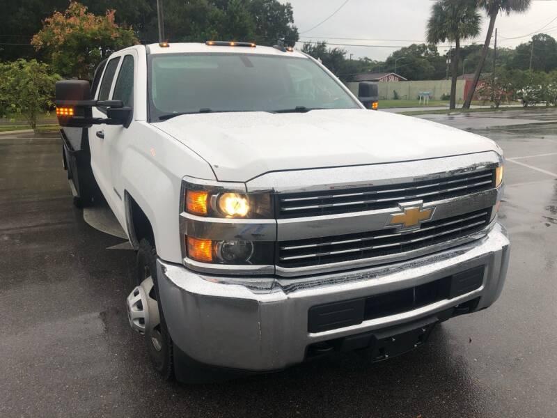 2016 Chevrolet Silverado 3500HD for sale at LUXURY AUTO MALL in Tampa FL