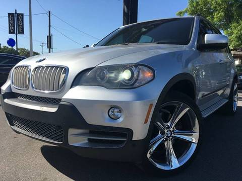 2008 BMW X5 for sale at LUXURY AUTO MALL in Tampa FL