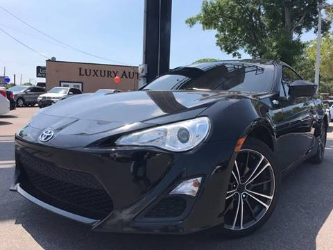 2013 Scion FR-S for sale at LUXURY AUTO MALL in Tampa FL
