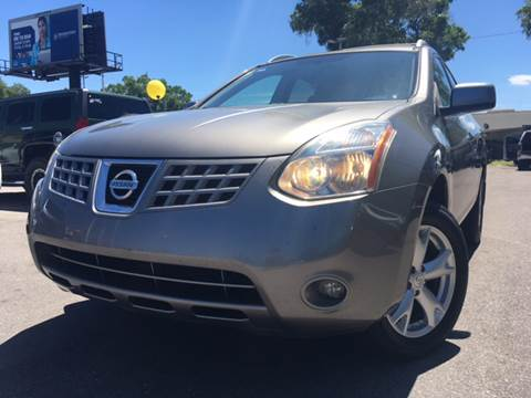 2010 Nissan Rogue for sale at LUXURY AUTO MALL in Tampa FL
