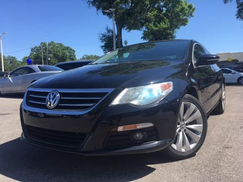 2009 Volkswagen CC for sale at LUXURY AUTO MALL in Tampa FL