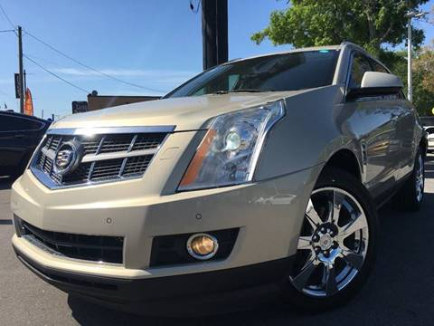2011 Cadillac SRX for sale at LUXURY AUTO MALL in Tampa FL