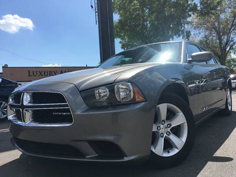 2011 Dodge Charger for sale at LUXURY AUTO MALL in Tampa FL