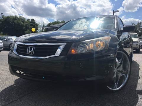 2009 Honda Accord for sale at LUXURY AUTO MALL in Tampa FL