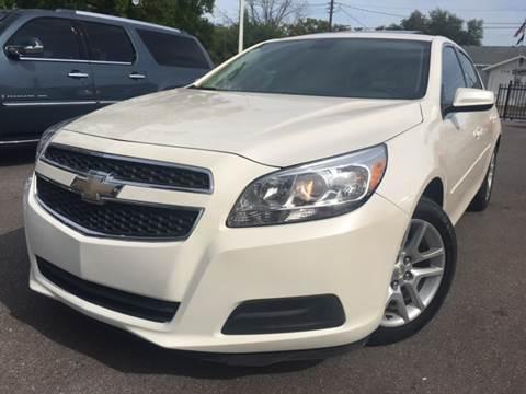 2013 Chevrolet Malibu for sale at LUXURY AUTO MALL in Tampa FL