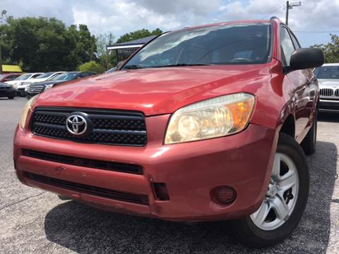 2006 Toyota RAV4 for sale at LUXURY AUTO MALL in Tampa FL