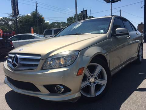2010 Mercedes-Benz C-Class for sale at LUXURY AUTO MALL in Tampa FL