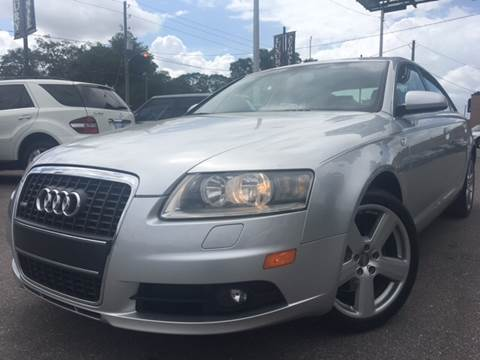 2008 Audi A6 for sale at LUXURY AUTO MALL in Tampa FL
