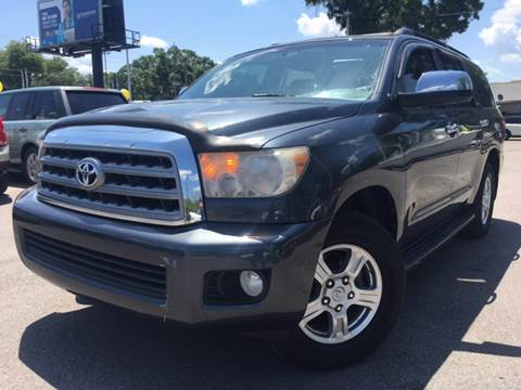 2008 Toyota Sequoia for sale in Tampa, FL