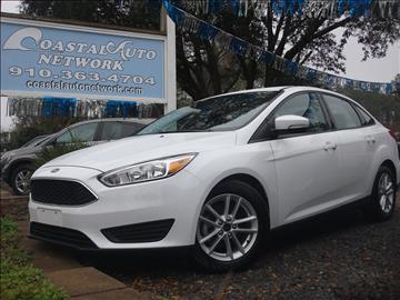 2016 Ford Focus for sale in Southport NC