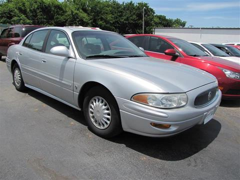 2002 Buick LeSabre for sale in Duncan OK