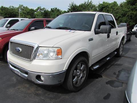 2007 Ford F-150 for sale in Duncan, OK