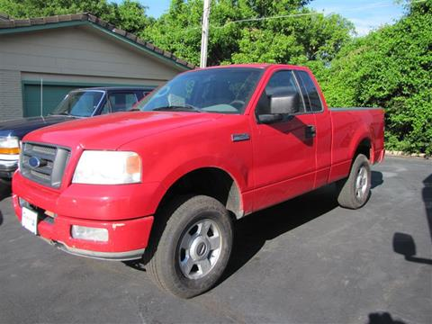 2004 Ford F-150 for sale in Duncan OK