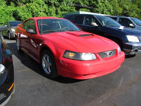 2004 Ford Mustang for sale in Duncan OK