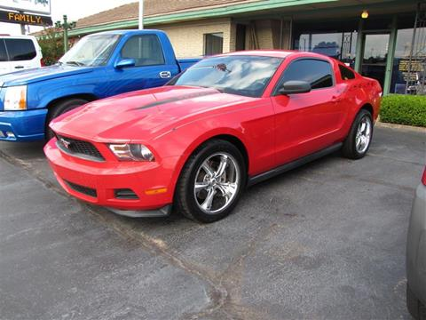 2011 Ford Mustang for sale in Duncan, OK