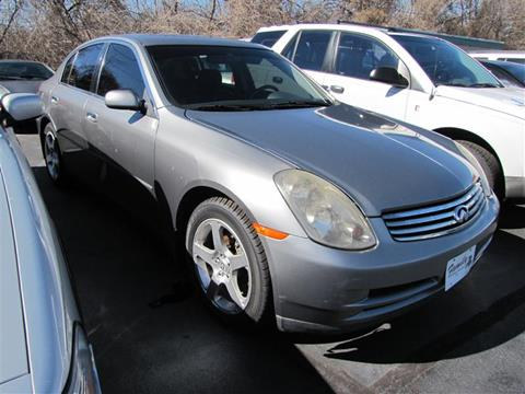 2004 Infiniti G35 for sale in Duncan OK