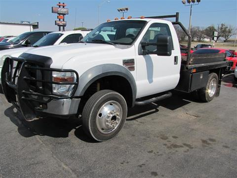 2008 Ford F-450 Super Duty for sale in Duncan OK