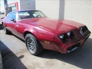 1979 Pontiac Firebird for sale in Duncan, OK