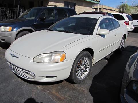 2002 Chrysler Sebring for sale in Duncan OK