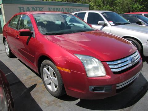 2008 Ford Fusion for sale in Duncan OK