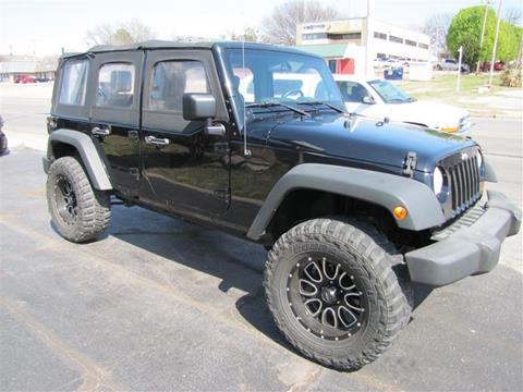 2007 Jeep Wrangler Unlimited for sale in Duncan, OK