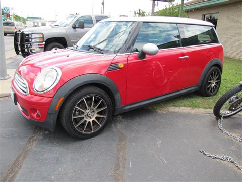 2010 MINI Cooper Clubman for sale in Duncan OK