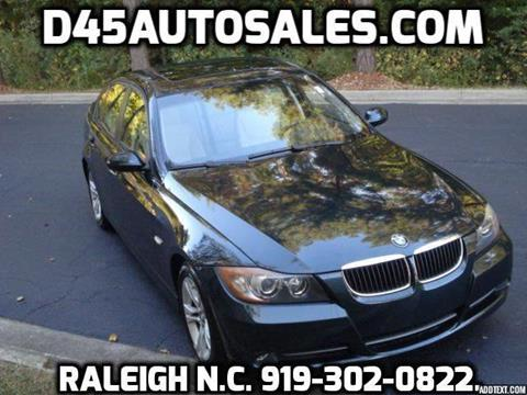 2008 BMW 3 Series for sale in Raleigh, NC