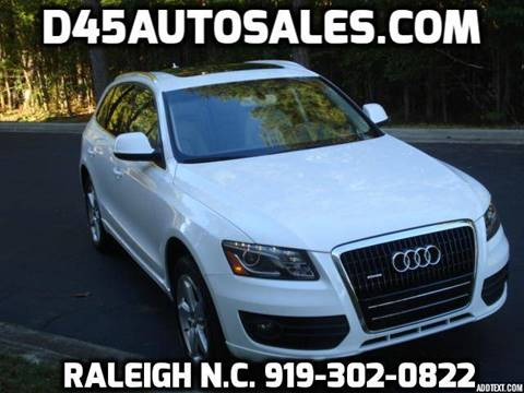 2009 Audi Q5 for sale in Raleigh, NC