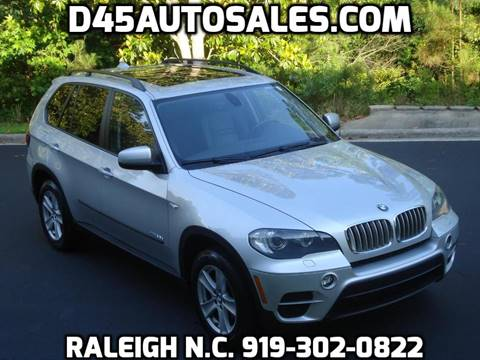 Bmw Used Cars Pickup Trucks For Sale Raleigh D45 Auto Brokers