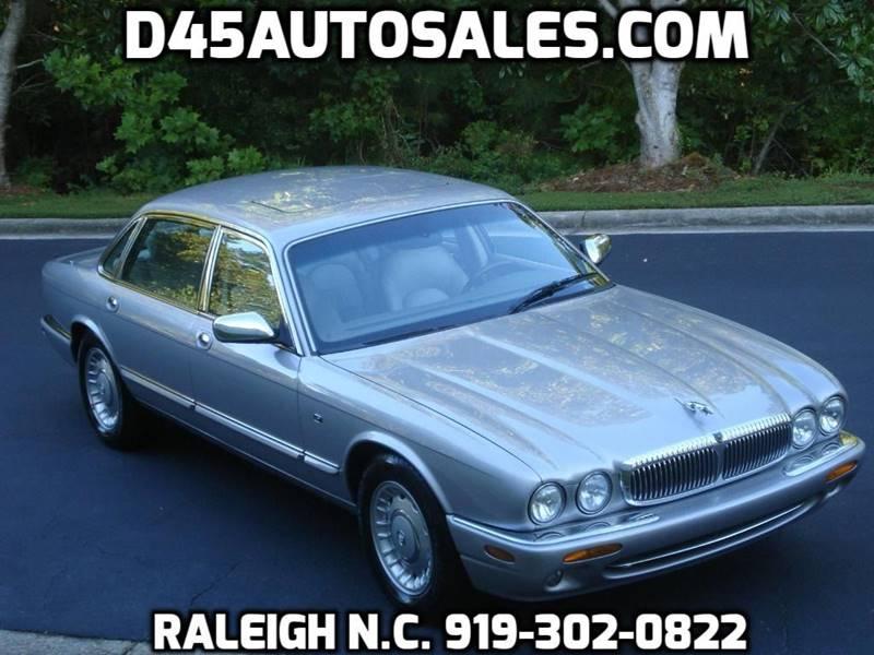 2000 Jaguar XJ Series Vanden Plas 4dr Sedan   Raleigh NC