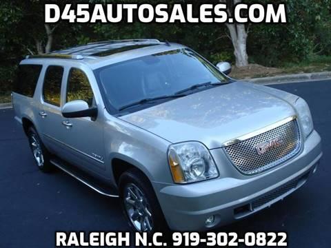 2010 GMC Yukon XL for sale in Raleigh, NC