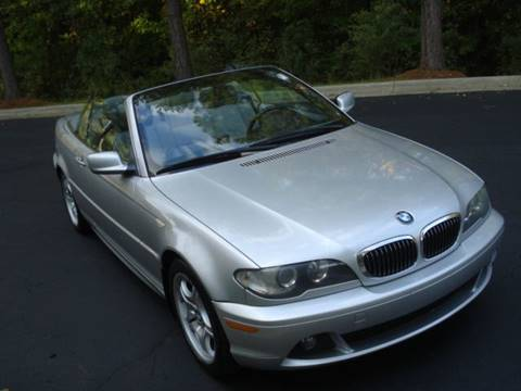 2004 BMW 3 Series for sale in Raleigh, NC