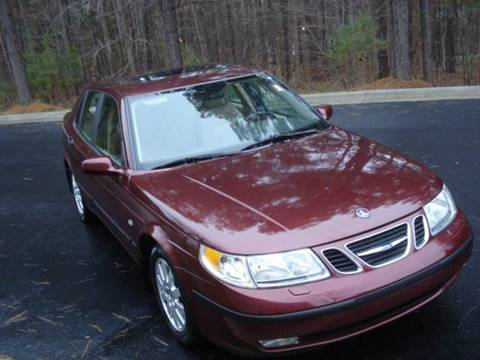 2003 Saab 9-5 for sale in Raleigh, NC