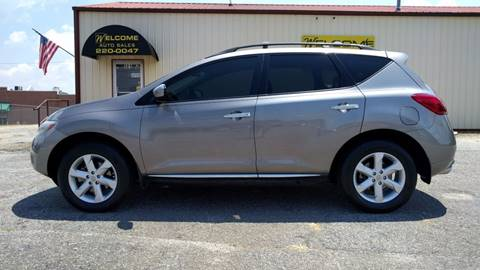 2010 Nissan Murano for sale in Greenville, SC