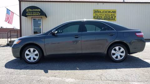 2008 Toyota Camry for sale in Greenville SC