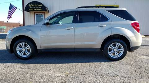 2011 Chevrolet Equinox for sale in Greenville, SC