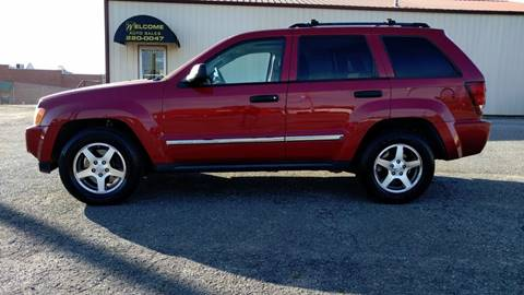2005 Jeep Grand Cherokee for sale in Greenville, SC