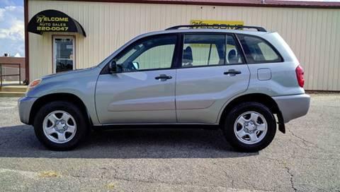 2005 Toyota RAV4 for sale in Greenville, SC