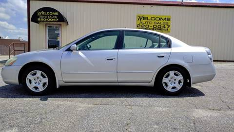 2002 Nissan Altima for sale in Greenville, SC