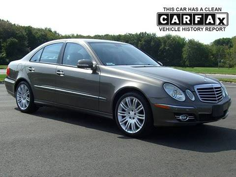 2008 Mercedes-Benz E-Class for sale in East Windsor, CT