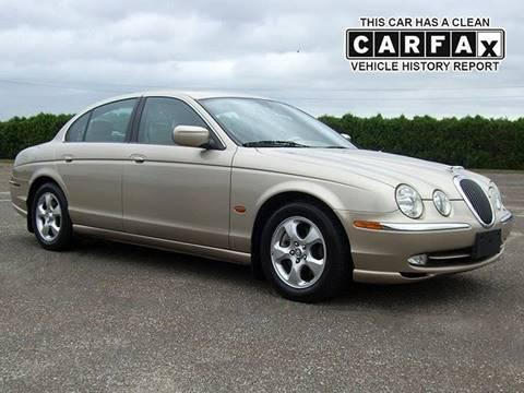 2002 Jaguar S-Type for sale in East Windsor, CT