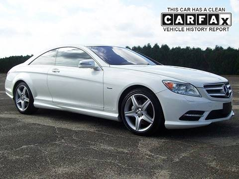 Charming 2011 Mercedes Benz CL Class For Sale In East Windsor, CT