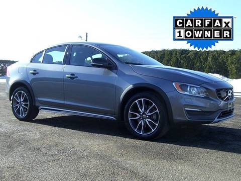 Volvo S60 Cross Country >> 2016 Volvo S60 Cross Country For Sale In East Windsor Ct