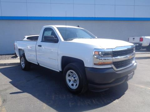 2017 Chevrolet Silverado 1500 for sale in Sunnyside, WA