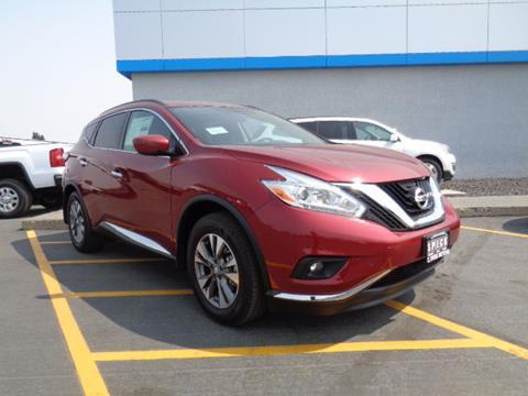 2017 Nissan Murano for sale in Sunnyside, WA