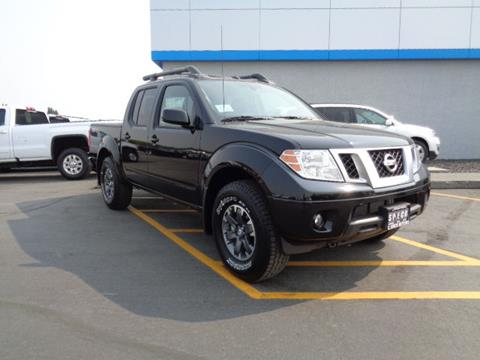 2017 Nissan Frontier for sale in Sunnyside, WA