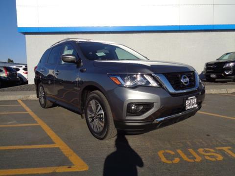 2017 Nissan Pathfinder for sale in Sunnyside, WA