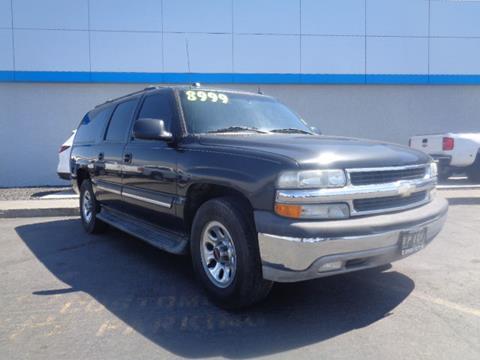 2004 Chevrolet Suburban for sale in Sunnyside WA